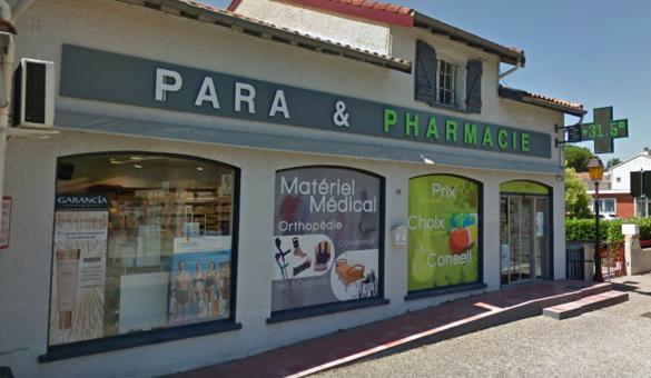 Pharmacie des Pins, PINS-JUSTARET