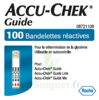 Accu-chek Guide Bandelettes 2 X 50 Bandelettes à PINS-JUSTARET