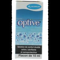 Optive, Fl 10 Ml à PINS-JUSTARET