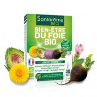 Santarome Bio Gélules Bien-être Du Foie B/30 à PINS-JUSTARET