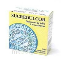 Pierre Fabre Health Care Sucredulcor Effervescent Boîtes De 600 Comprimés à PINS-JUSTARET