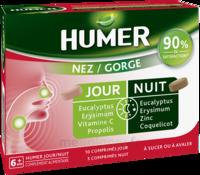 Humer Nez/gorge Jour&nuit 15 Comprimés à PINS-JUSTARET