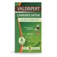 Valdispert Cannabis Sativa Caps Liquide B/24 à PINS-JUSTARET