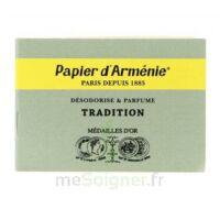 Papier D'arménie Traditionnel Feuille Triple à PINS-JUSTARET