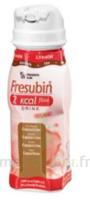 Fresubin 2kcal Fibre Drink Nutriment Cappuccino 4bouteilles/200ml à PINS-JUSTARET