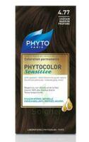 Phytocolor Sensitive N4.77 ChÂtain Marron Profond à PINS-JUSTARET