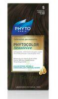 Phytocolor Sensitive N5 Chatain Clair à PINS-JUSTARET