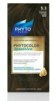 Phytocolor Sensitive N5.3 Chatain Clair Dore à PINS-JUSTARET