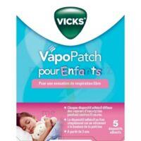 Vicks Vapopatch Enfants à PINS-JUSTARET