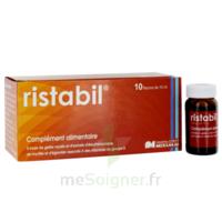 Ristabil Anti-fatigue Reconstituant Naturel B/10 à PINS-JUSTARET