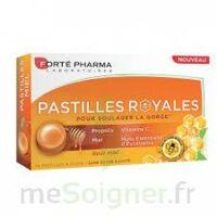 Forte Pharma Pastille Royales Miel B/24 à PINS-JUSTARET