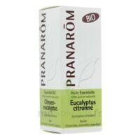 Huile Essentielle Eucalyptus Citronne Bio Pranarom 10 Ml à PINS-JUSTARET