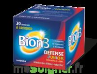 Bion 3 Défense Junior Comprimés à Croquer Framboise B/30 à PINS-JUSTARET