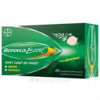 Beroccaboost Comprimés Effervescents B/20 à PINS-JUSTARET