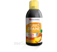Turbodraine Solution Buvable Ananas 2*500ml à PINS-JUSTARET