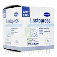 Lastopress® Bande De Compression Cohésive 7 Cm X 3 Mètres - Coloris Blanc à PINS-JUSTARET