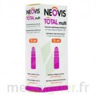 Neovis Total Multi S Ophtalmique Lubrifiante Pour Instillation Oculaire Fl/15ml à PINS-JUSTARET