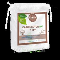 Gifrer Carré Coton Bio Sachet/150 à PINS-JUSTARET