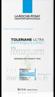 Toleriane Solution Démaquillante Yeux 30 Unidoses/5ml à PINS-JUSTARET