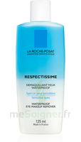 Respectissime Lotion Waterproof Démaquillant Yeux 125ml à PINS-JUSTARET