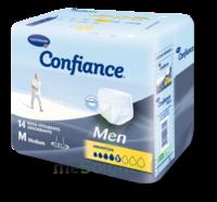 Confiance Men Slip Absorbant Jetable Absorption 5 Gouttes Medium Sachet/8 à PINS-JUSTARET