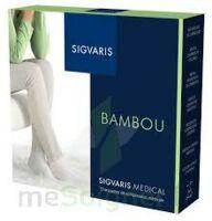 Sigvaris Bambou 2 Chaussette Femme écume L Médium à PINS-JUSTARET