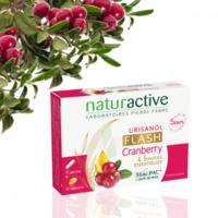 Naturactive Urisanol Flash (10gélules + 10 Capsules) à PINS-JUSTARET