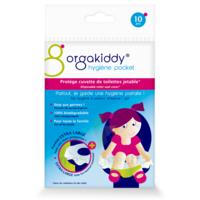 Orgakiddy Protège-cuvette Toilettes Xl Pochette/10 à PINS-JUSTARET