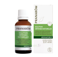 Aromaforce Solution Défenses Naturelles Bio 30ml à PINS-JUSTARET