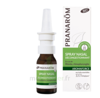 Aromaforce Solution Nasale Dégage Le Nez 15ml à PINS-JUSTARET