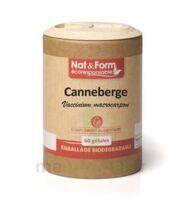 Nat&form Eco Responsable Canneberge Gélules B/60 à PINS-JUSTARET
