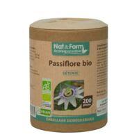 Nat&form Eco Responsable Passiflore Bio Gélules B/200 à PINS-JUSTARET
