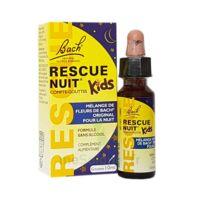 Rescue® Nuit Kids Compte-gouttes - 10ml à PINS-JUSTARET