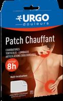 Patch Chauffant Decontractant Urgo X 2 à PINS-JUSTARET