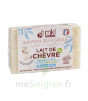 Mkl Savon Lait De Chèvre Bio Neutre 100g à PINS-JUSTARET