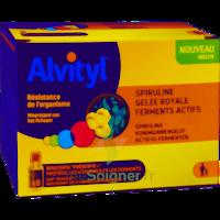 Alvityl Resist Solution Buvable 8 Fioles à PINS-JUSTARET