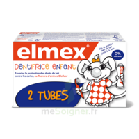Elmex Duo Dentifrice Enfant, Tube 50 Ml X 2 à PINS-JUSTARET