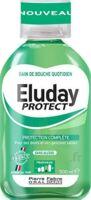 Pierre Fabre Oral Care Eluday Protect Bain De Bouche 500ml à PINS-JUSTARET